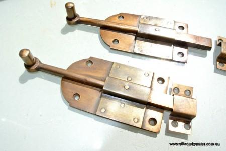 130mm x 60mm bolt bit is 195mm