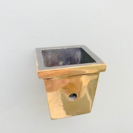 castor base large sabot bucket square 92